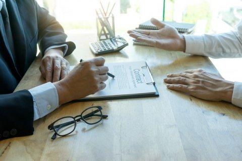 Rédaction d'un contrat de travail - Comptable à Lyon